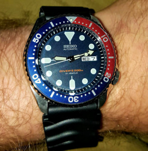 Seiko SKX009j1 Automatic Watch  in Great Condition