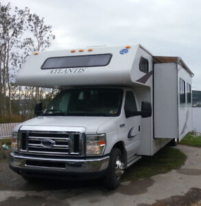 2008 Ford Motorhome For Sale