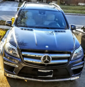 Mint Gl350 2014 Reduced Quick Sale