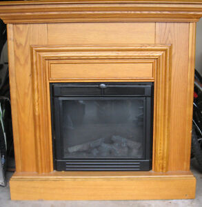 dimplex electric fireplace Cambridge Kitchener Area image 1