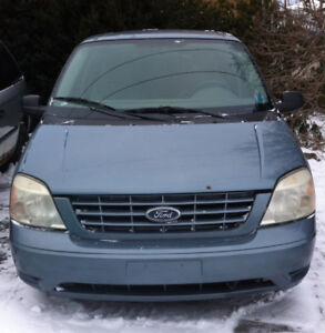2004 Ford Freestar&2006/ 2003 Ford Ranger Edge/ 2008 GMC Savana