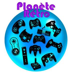 MEGA LOT de jeux et Consoles Rétro