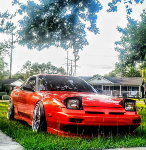 LOOKIN FOR A NISSAN 240SX