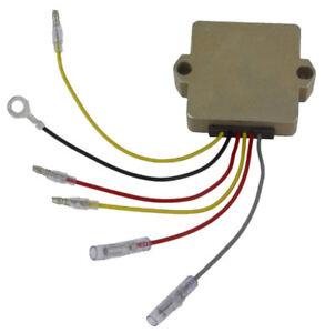 Mercury 40 to 90 hp 6 wire new voltage regulator