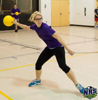 DODGEBALL PLAYERS WANTED - Coed Adult
