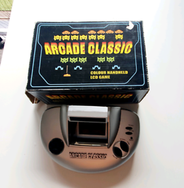 ARCADE CLASSIC HANDHELD LCD GAME FOR SALE!!!