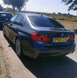 BMW 3 series 320d 2.0 4dr M Sport manual