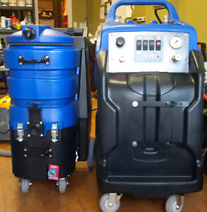 Auto Detail & Carpet Cleaning Machine Rent To Own