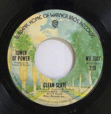 Soul 45 S. Kupka-E. Castillo-W Fulton - Clean Slate / So Very Hard To Do On Warn
