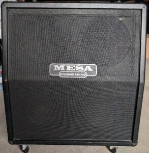Mesa Boogie 4x12 RECTO® Standard OS Slant Speaker Cabinet