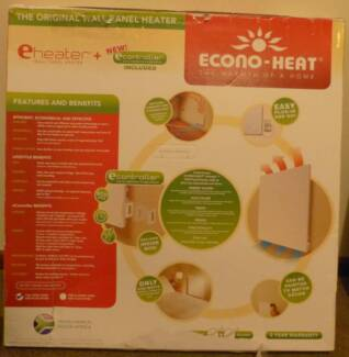 Price for ALL 3 Econo-Heat eHeater - Wall Heaters w/controller Irymple Mildura City Preview