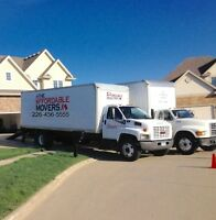 Affordable Good Movers  ( AVAILABLE 7 DAYS A WEEK ) 226-456-5555