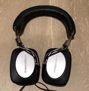 Bowers & Wilkins P5 on ear headphones
