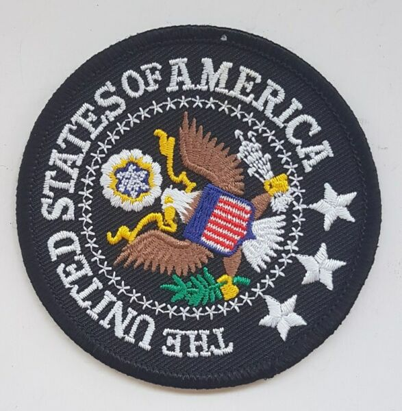 The United States of America, Presidential White House Seal, Hobbyist patches, badges Memorabilia