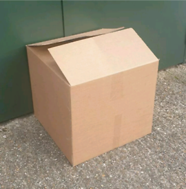 Large Parcel Empty Cardboard Packaging Box
