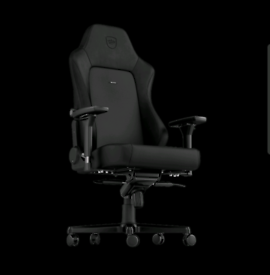 Noblechairs Hero - Black Edition - PU Leather