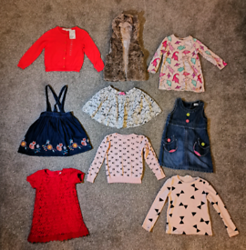 Gorgeous Girls clothes bundle aged 2-3 years. Excellent condition