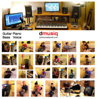 MUSIC LESSONS - DANFORTH (Guitar,Piano,Bass,Voice Uki )