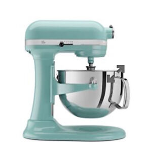 Kitchenaid pro stand mixer - green apple!