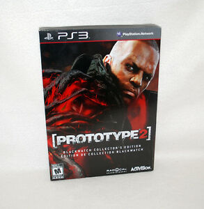 Prototype 2 Blackwatch Collector's Edition - PS3