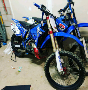 Yz 250 and Yz 125 trade for truck.