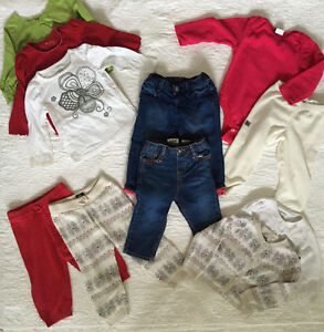 Baby Girls 18 size 18 Month Lot - Great Stuff