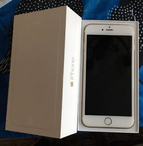 IPhone 6, 64GB, Gold for sale
