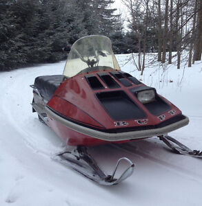 Rupp Snowmobiles or Minibikes or?