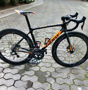 Small Giant TCR Advanced Pro Disc ,Di2 ,HED Race Wheels