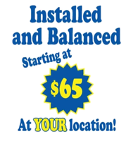 Mobile Tire Changing Service