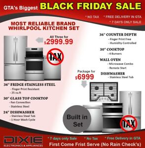 NEW YEAR NO TAX CHEAP KITCHENAID APPLIANCES BEST PRICE  GTA