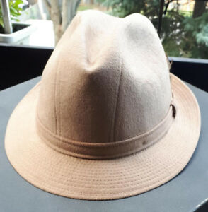 Nice Clean vintage  mens fall winter Stetson fedora