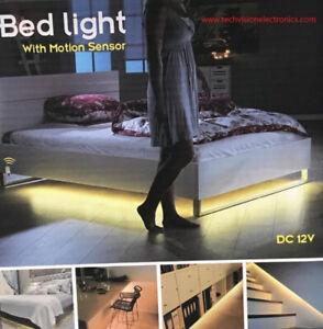 Night Light, Bedroom Lights for Kids, Motion Sensor Lamps forBed
