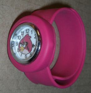 Angry Birds slap watch