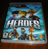 Playstation Move Heroes, PS3
