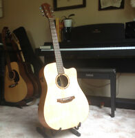 Guitar lessons in Three Hills, Linden, or Trochu (Kneehill)