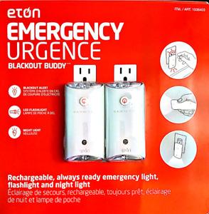 *BRAND NEW* Eton Emergency Blackout Buddy Led Flashlight