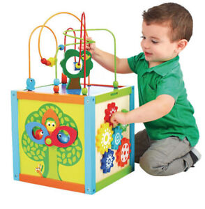 *Brand New in Box*  5 Way Activity Cube by Imaginarium Discovery