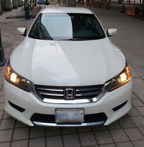 Honda Accord 2013 LX - No Accident | Bought Certified from Honda