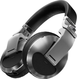 HDJ-X10-S Over-Ear DJ Headphones (Silver)