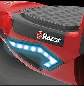 Red Hovertrax 2.0 Smart Balancing Electric Hoverboard
