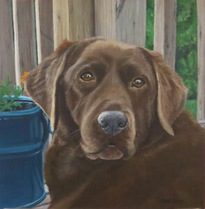 ** Pet Paintings ~ Perfect for Christmas! **
