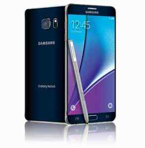 Vente Samsung galaxy note 5 new