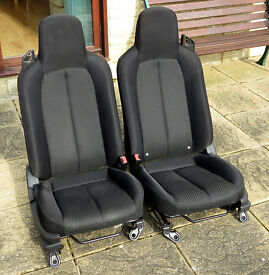 MX-5 MK 3 car seats - pair with runners