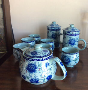 Genuine Chinese Tea Set