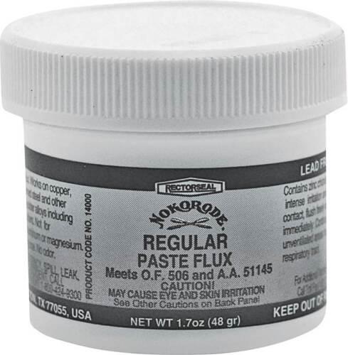 RectorSeal 14000 NOKORODE® Regular Paste Flux