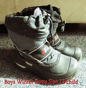 Boy's shoes & boots size 13 child for sale