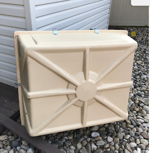CARGO VAN TOPPER/OVERHEAD STORAGE BOX