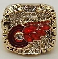 Detroit Red Wings 2002 Stanley Cup Replica Rings Moncton New Brunswick Preview