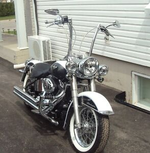 Harley Softail Deluxe 2009